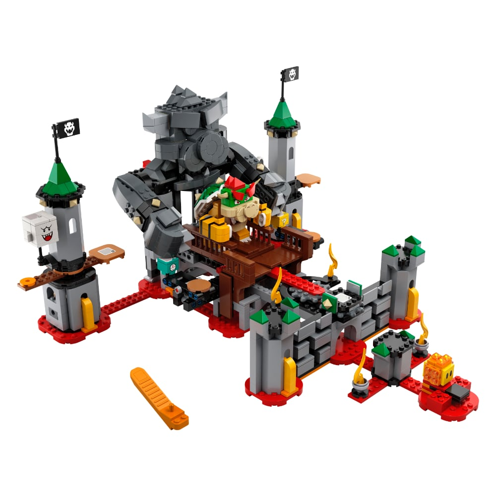 LEGO® Super Mario™ Bowser's Castle Boss Battle Expansion 71369