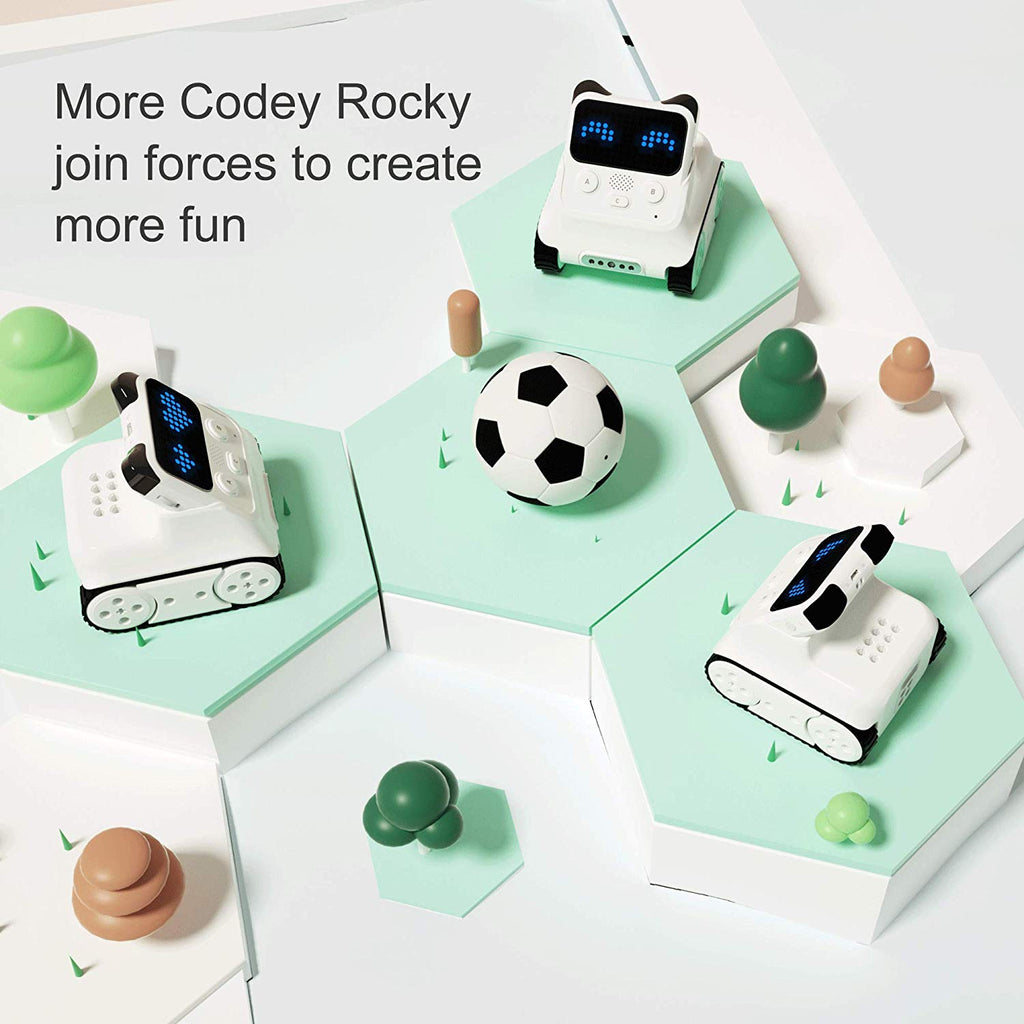 Makeblock Codey Rocky (Without Bluetooth)