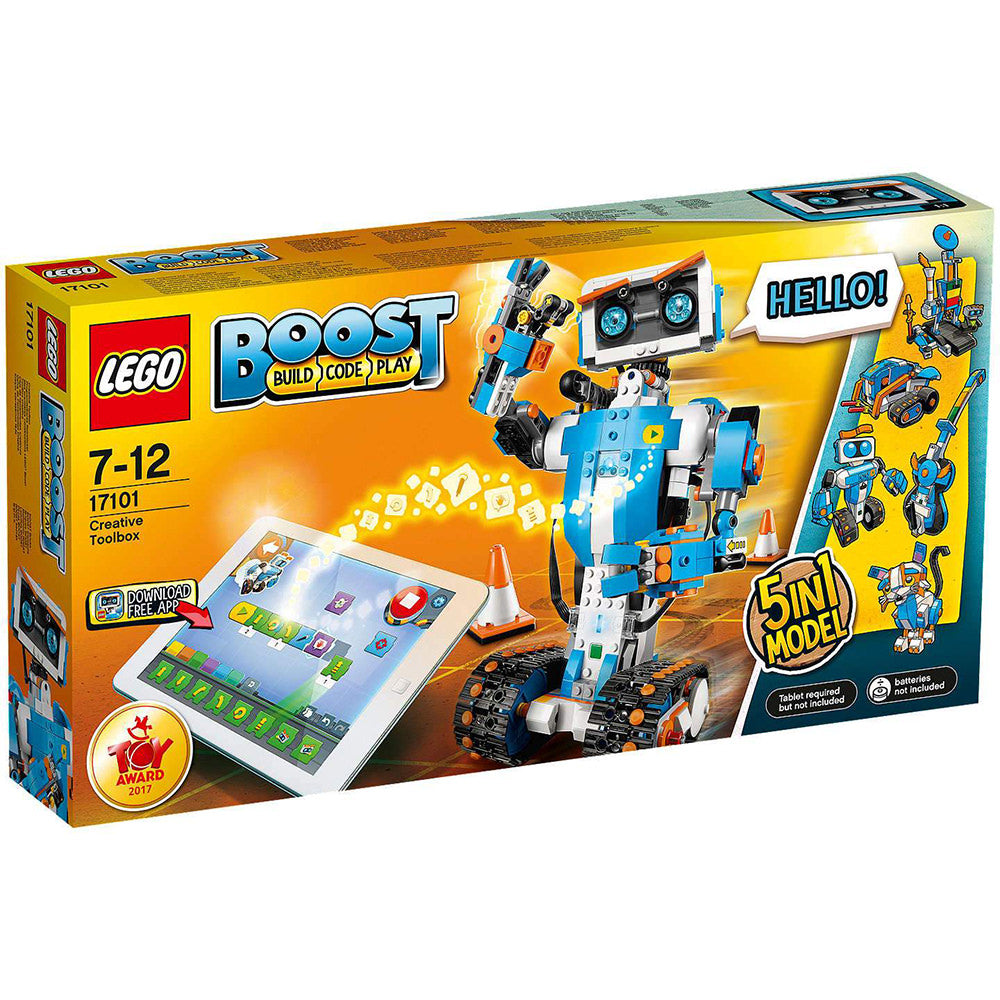 LEGO Boost Creative Toolbox Robotics Kit 17101