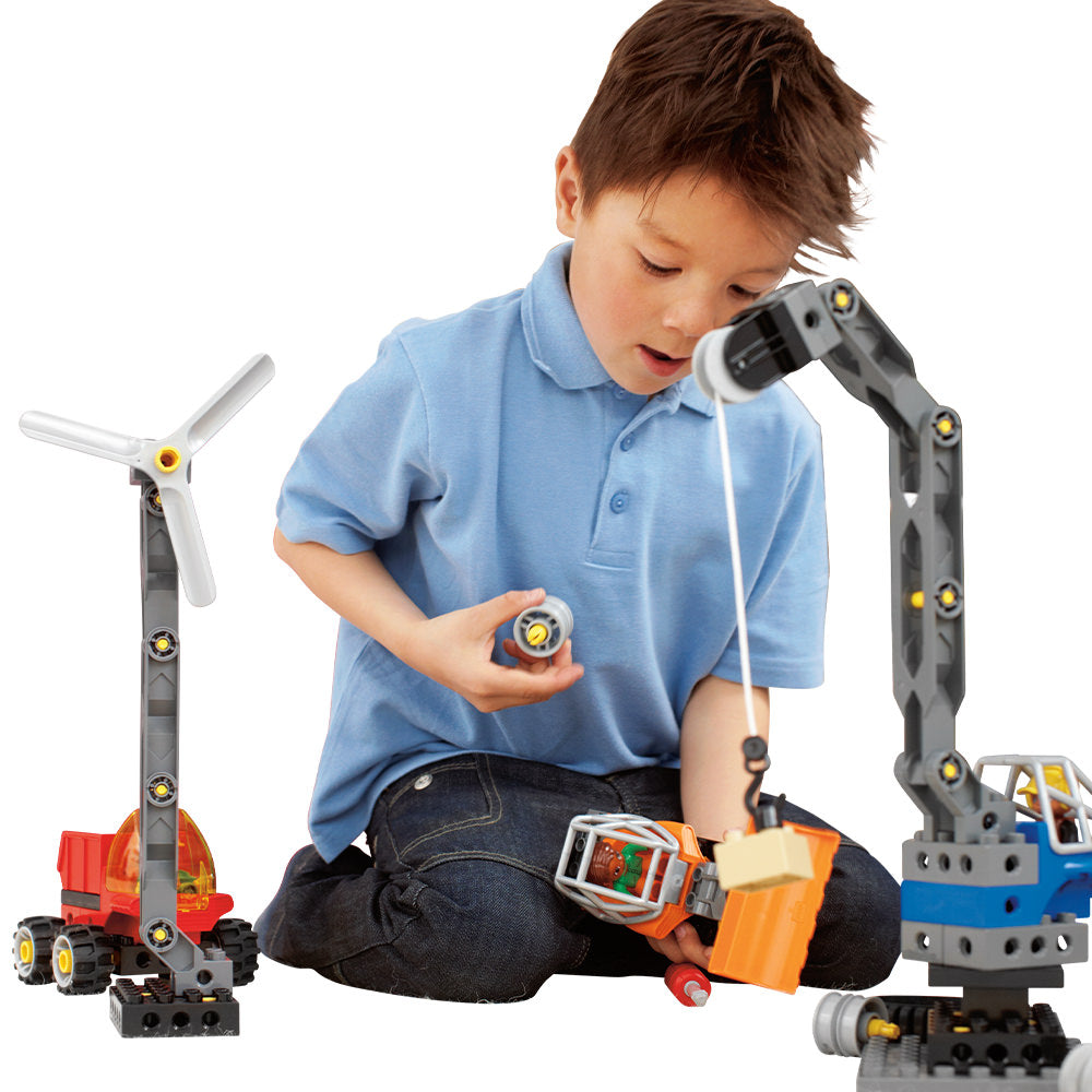 LEGO Education Tech Machines Set 45002
