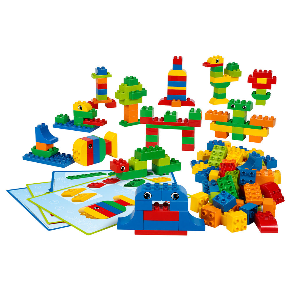 LEGO Education DUPLO Creative Brick set 45019 content