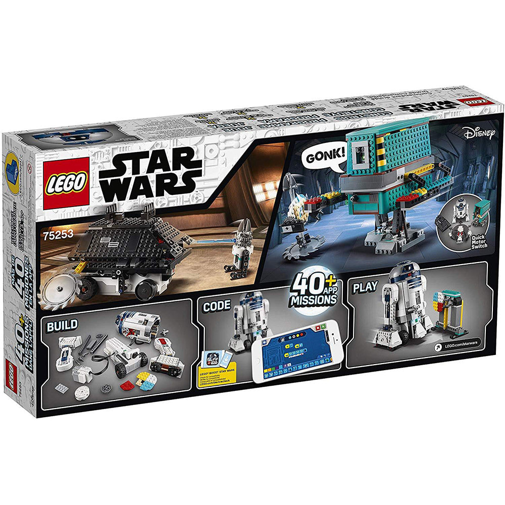 LEGO Star Wars BOOST Droid Commander 75253
