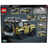 LEGO Technic Land Rover Defender Off Road 4x4 Car 42110