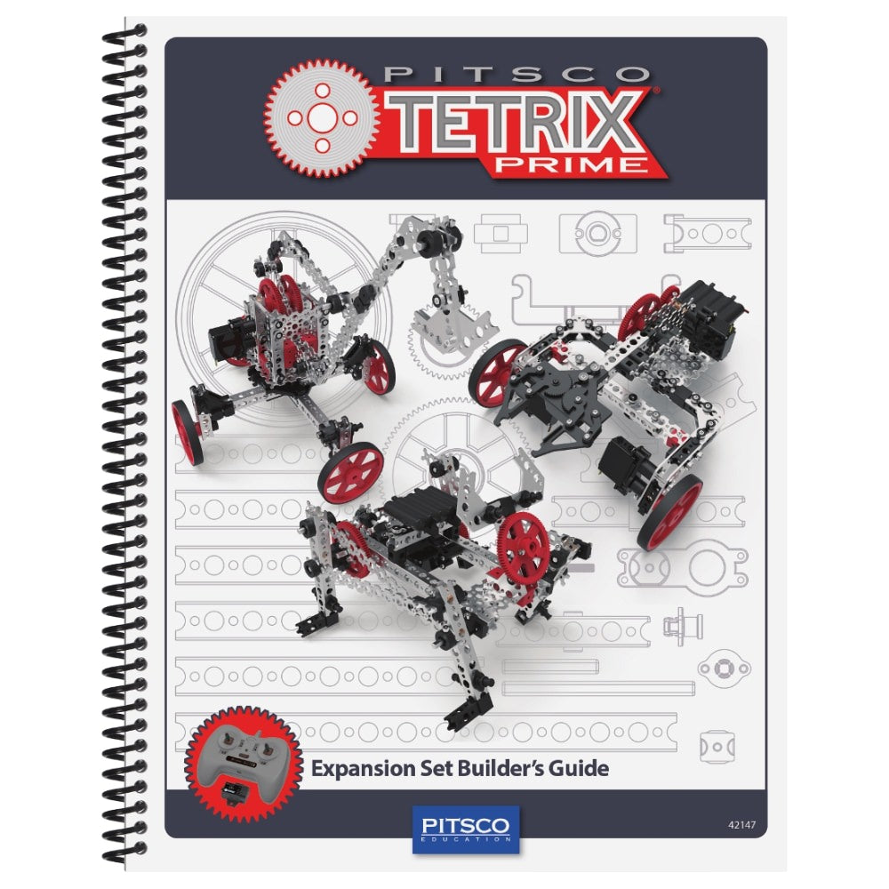 TETRIX PRIME Expansion Set