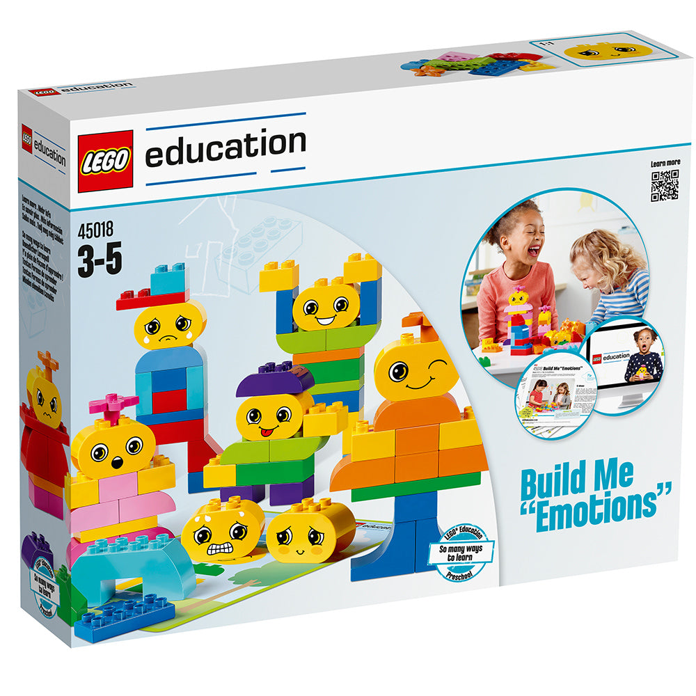 "LEGO Education Build Me ""Emotions"" 45018"