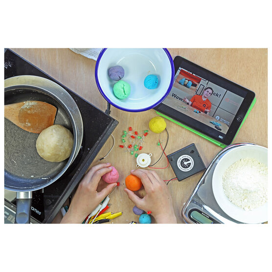Tech Will Save Us Electro-Dough Kit