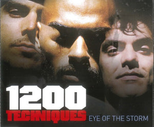 1200 Techniques - Eye Of The Storm (Single)