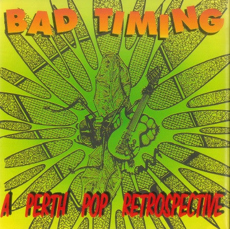 Bad Timing - A Perth Pop Retrospective