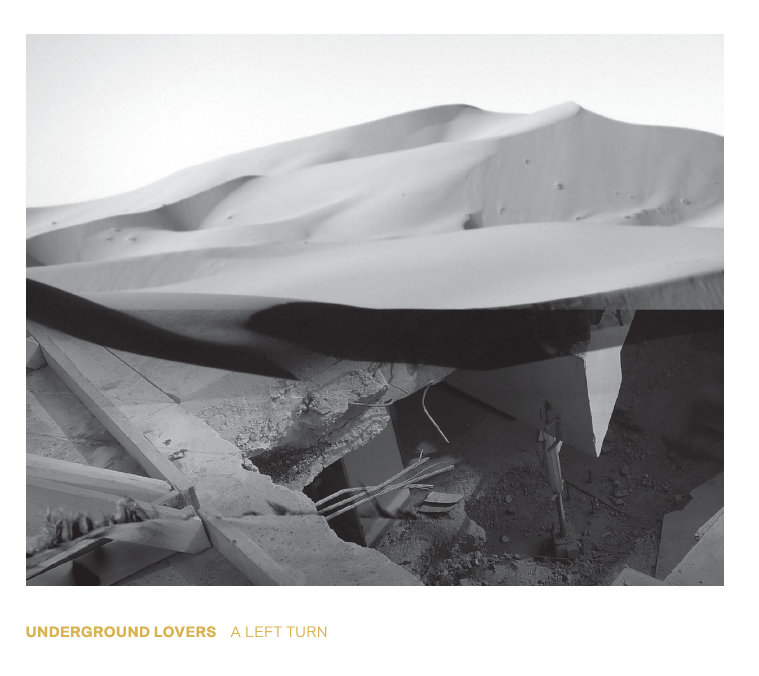 Underground Lovers - A Left Turn (CD)