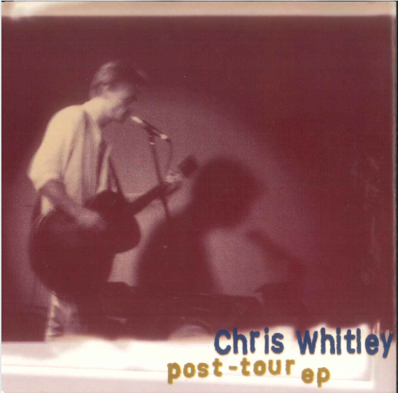 Chris Whitley - Wild Country (Single)