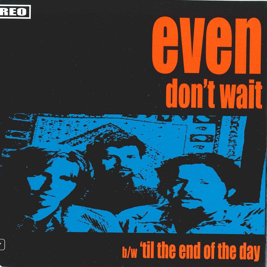 "Even - Dont Wait (REMASTERED - 7"" Vinyl)"