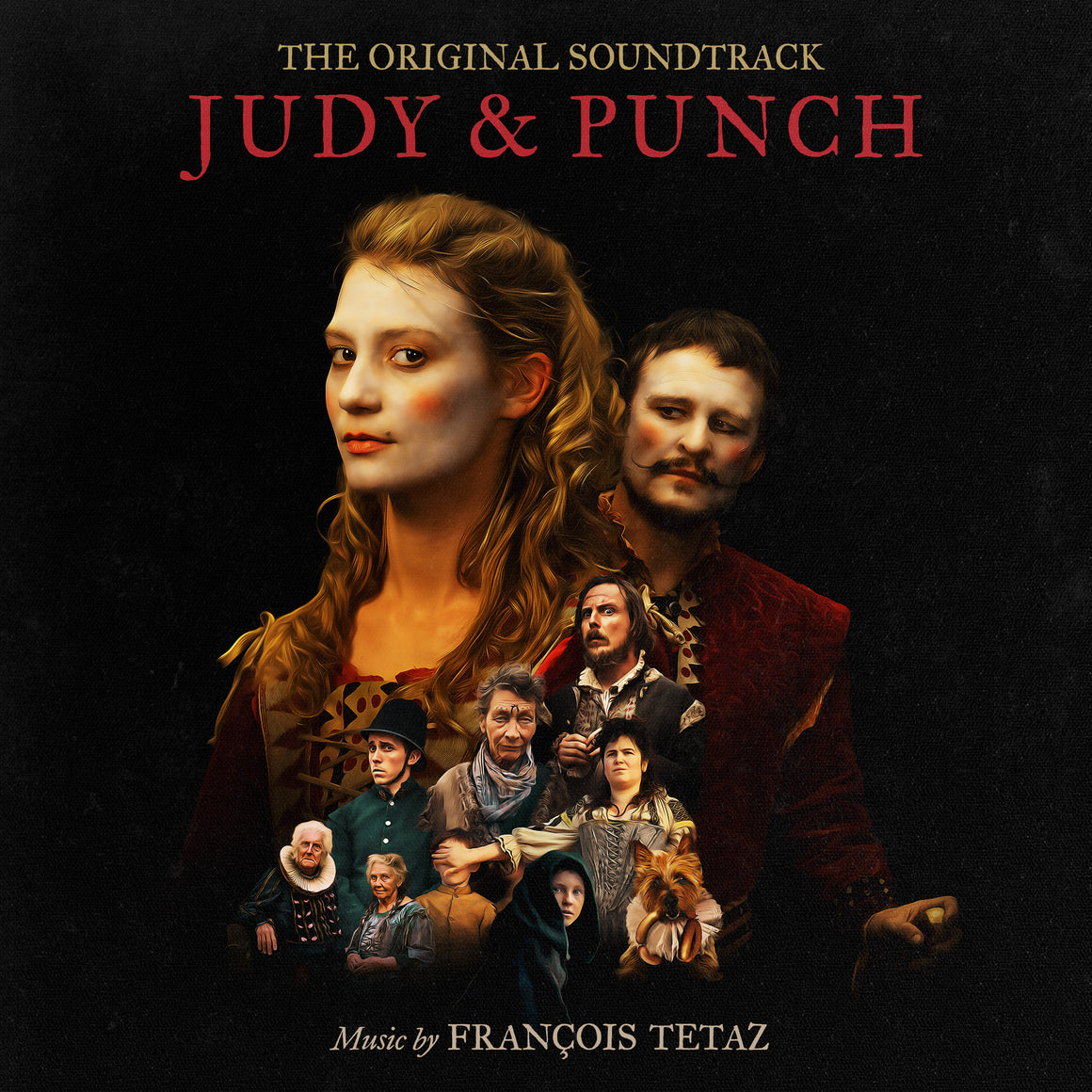 Francois Tetaz - Judy & Punch (Official Motion Picture Soundtrack) (SPECIAL EDITION VINYL)