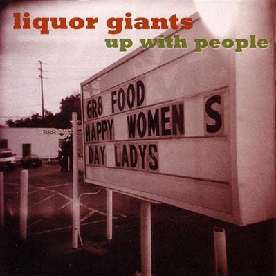 Liquor Giants - Up With People