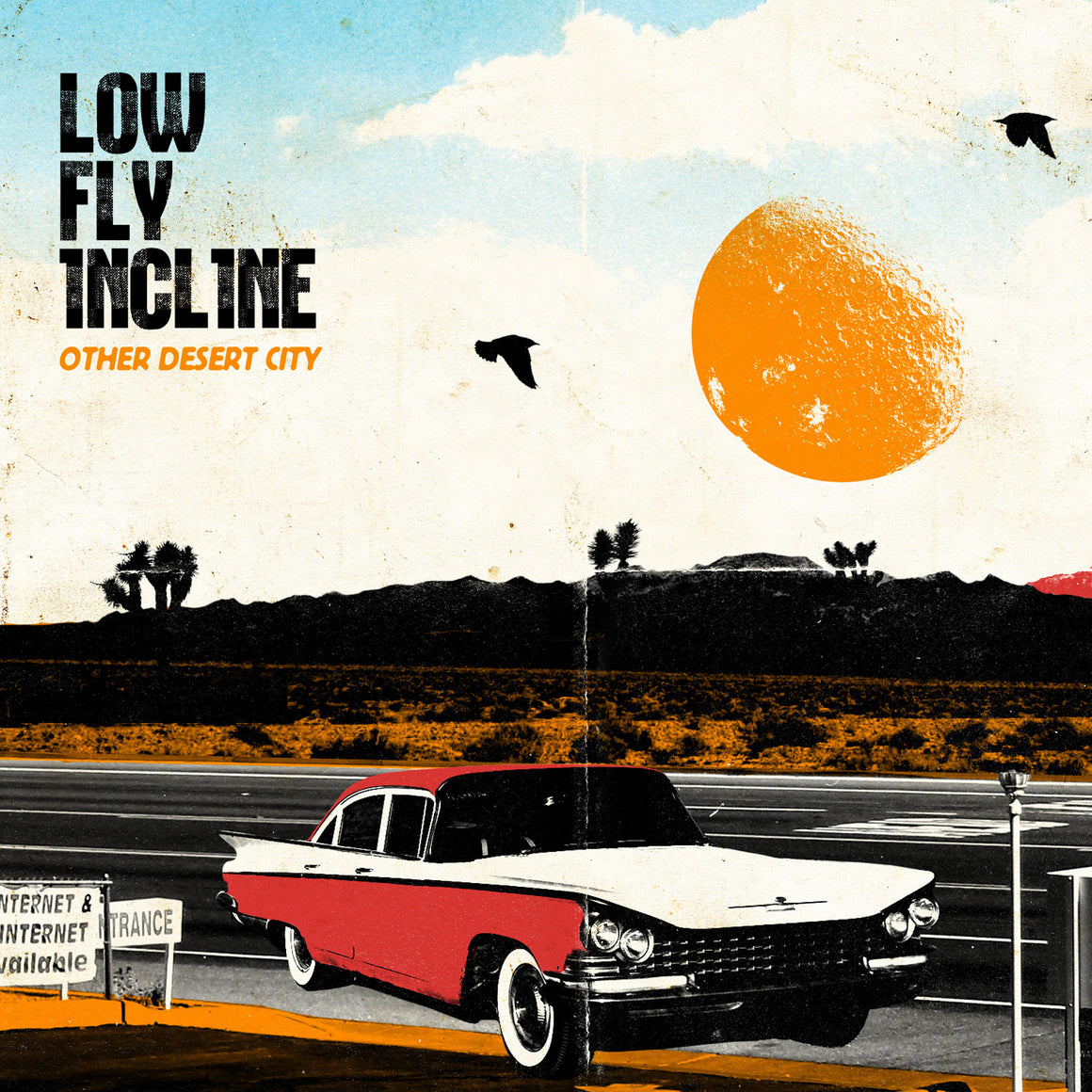 Low Fly Incline - Other Desert City