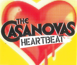 The Casanovas - Heartbeat (Single)
