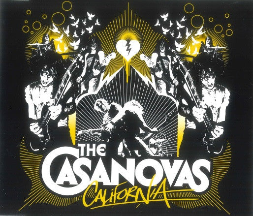 The Casanovas - California (Single)