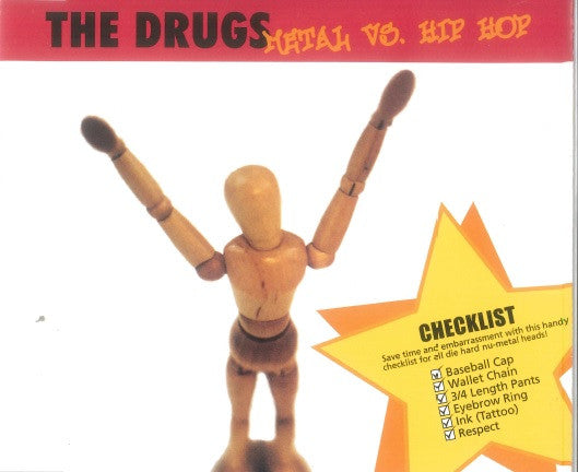 The Drugs - Metal Vs. Hip Hop (Single)