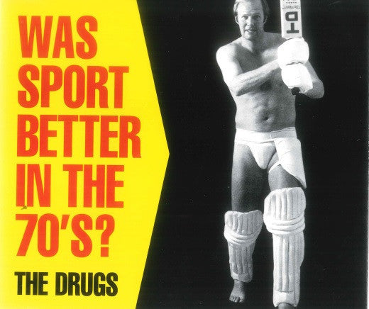 The Drugs - Was Sport Better In The 70's? (EP)