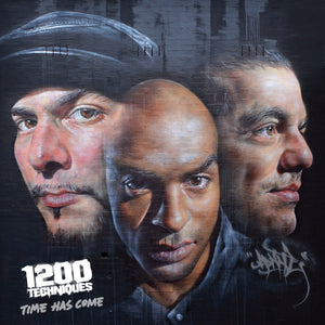 1200 Techniques - Time Has Come (EP)