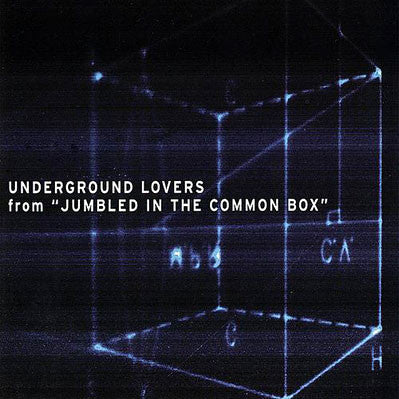 "Underground Lovers - From ""Jumbled In The Common Box"""