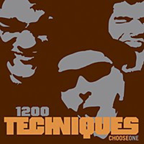 1200 Techniques - Choose One