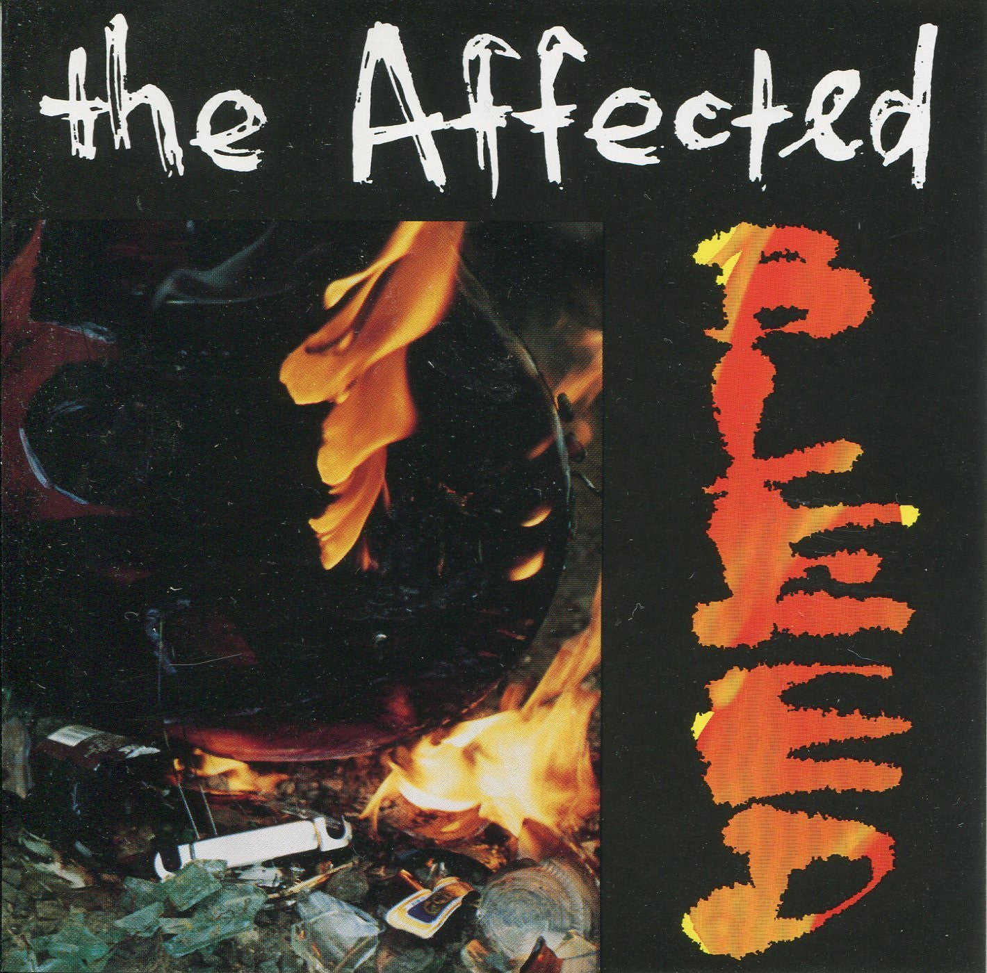 The Affected - Bleed