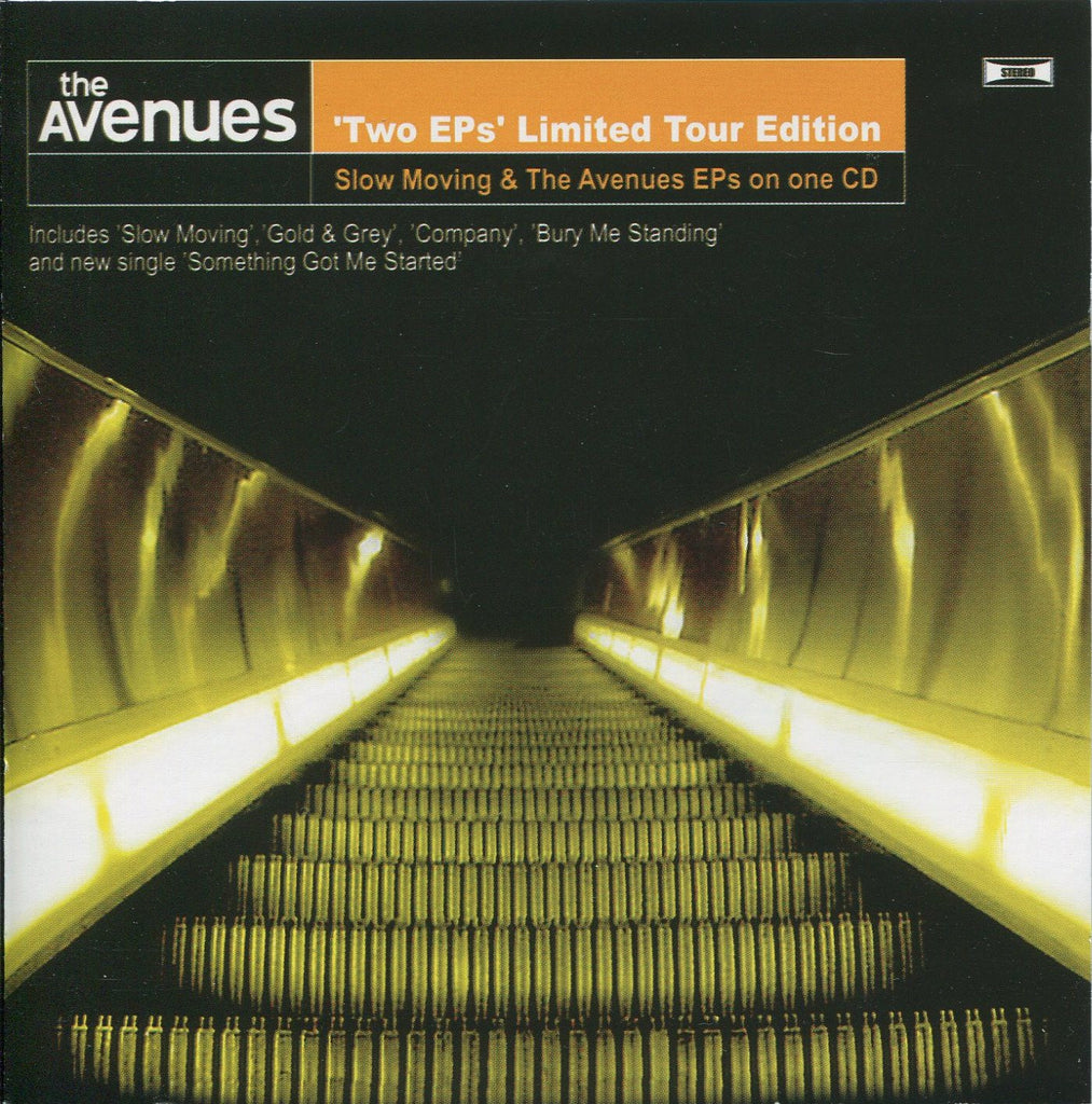 The Avenues - Two EP's