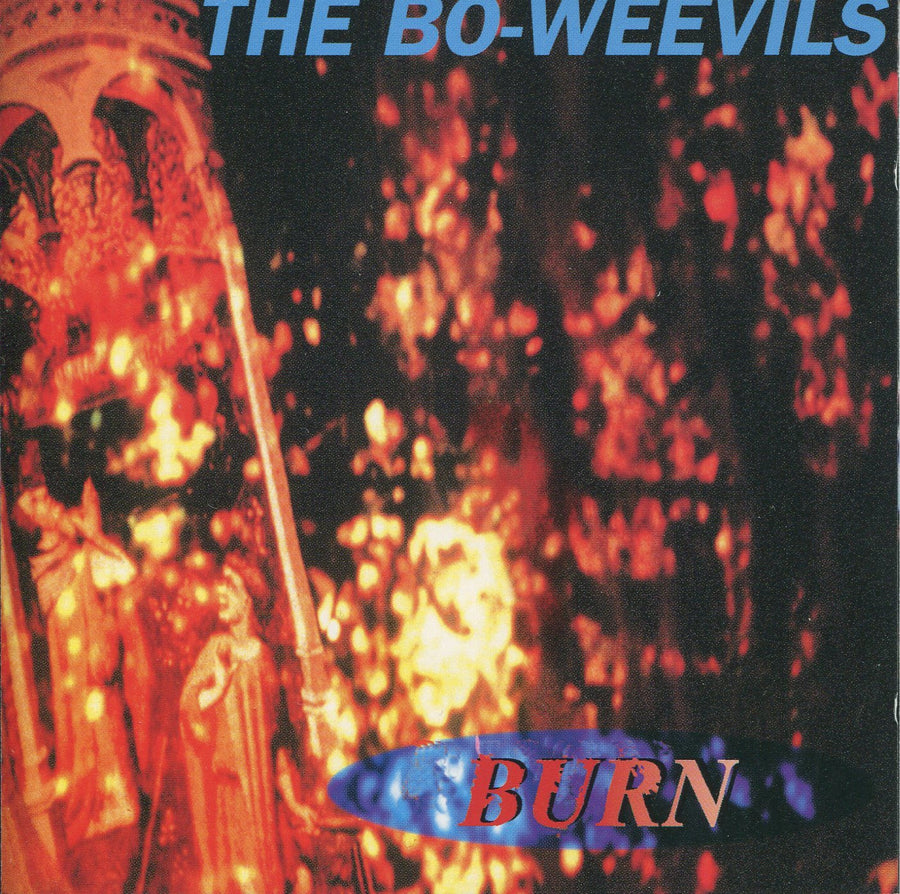 The Bo-Weevils - Burn