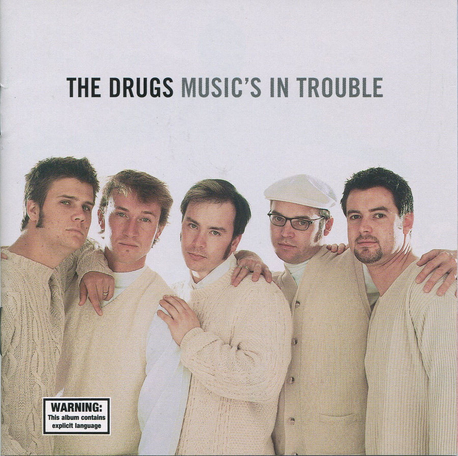 The Drugs - Music's In Trouble