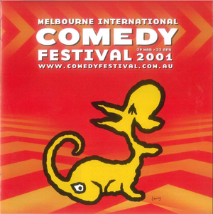 Melbourne International Comedy Festival 2001