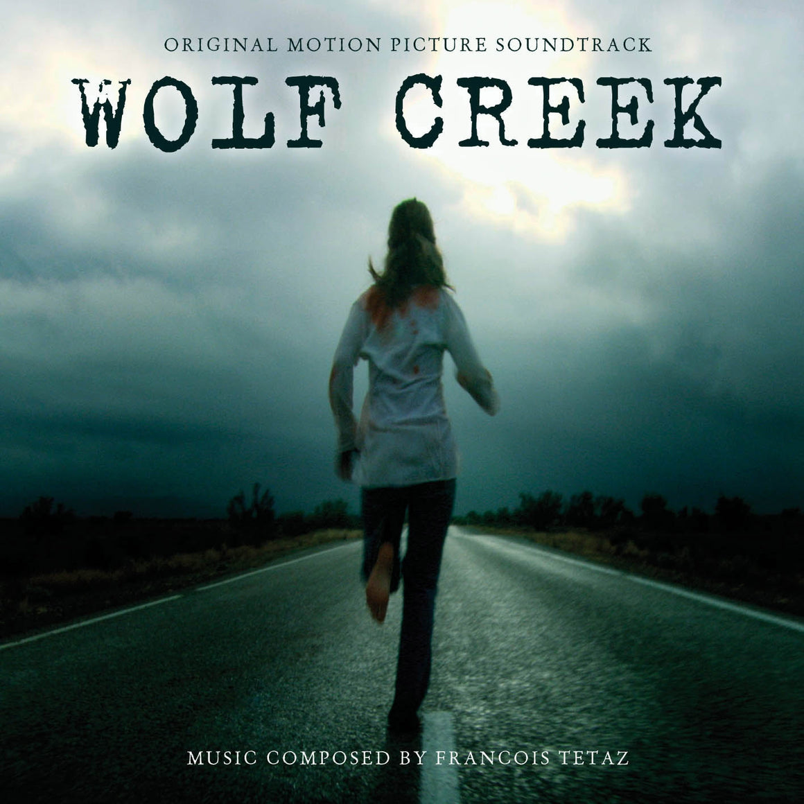 Francois Tetaz - Wolf Creek Soundtrack
