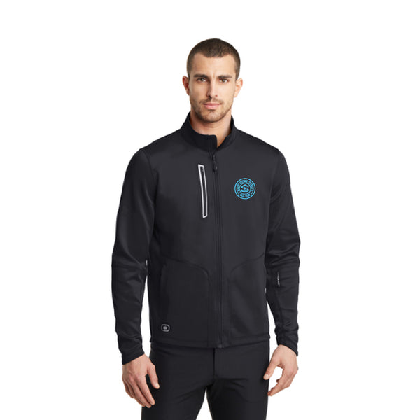Safe Home OGIO Endurance Full Zip Jacket
