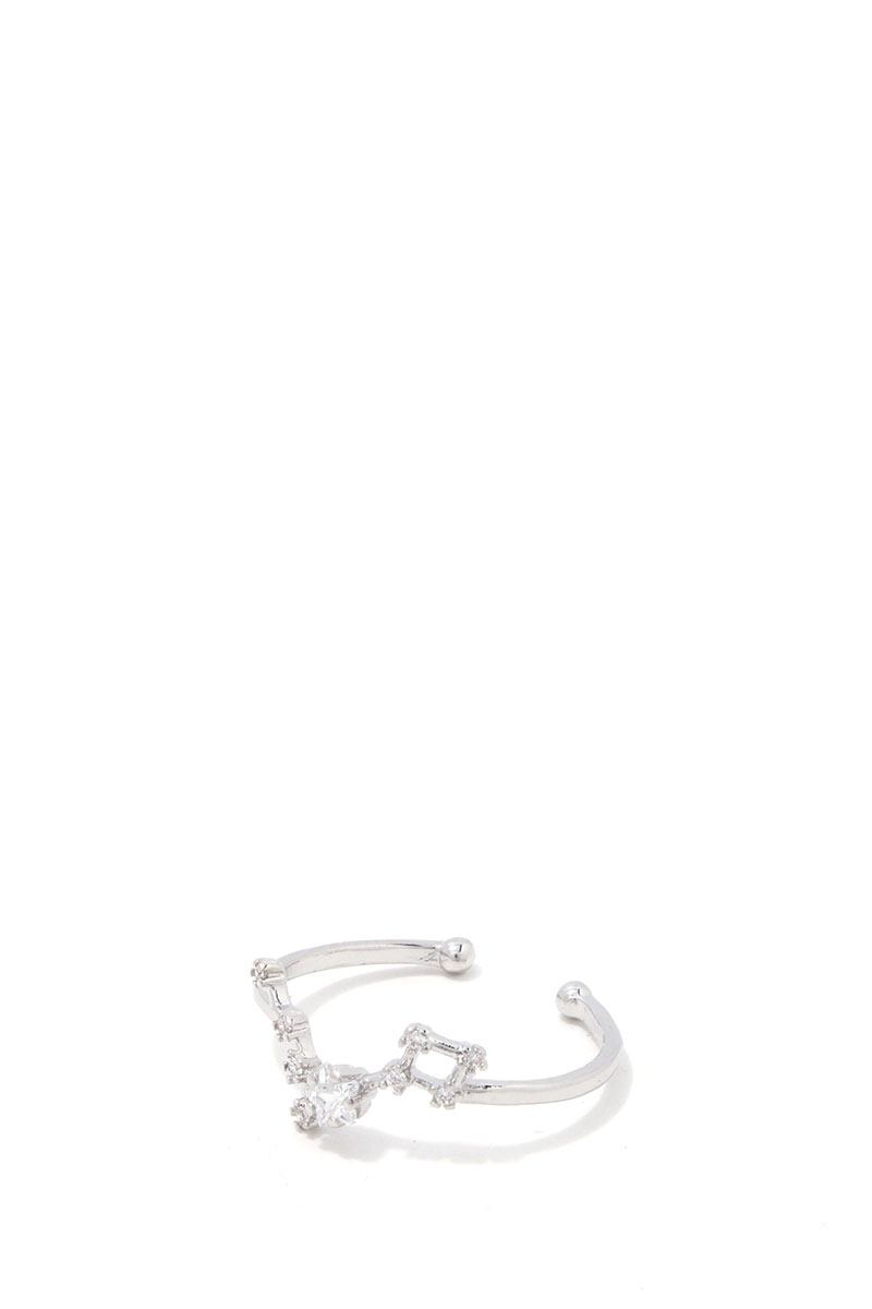Pisces Constellation Star Ring