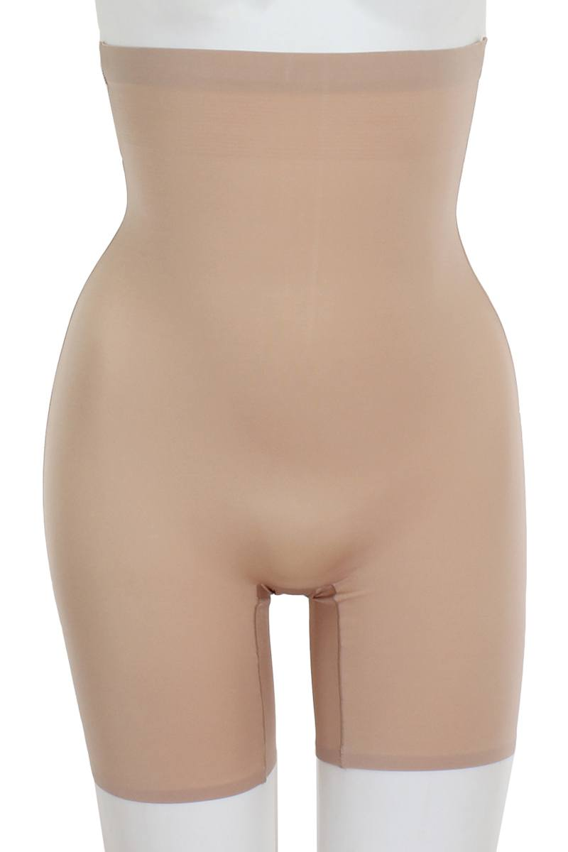 Silicone Lined Shapewear Short