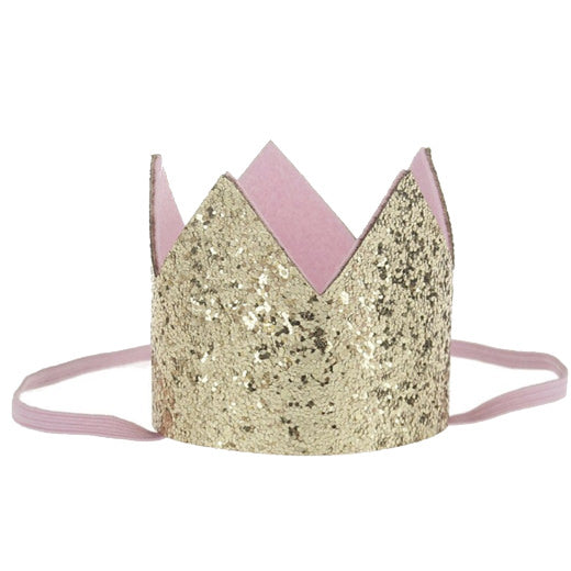 Glitter Party Hats