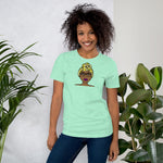 Load image into Gallery viewer, Head Wrap Short-Sleeve T-Shirt