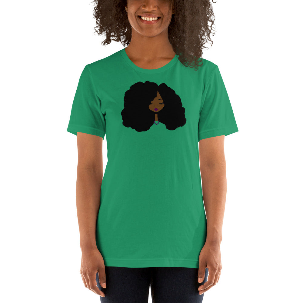 Big Hair Short-Sleeve T-Shirt