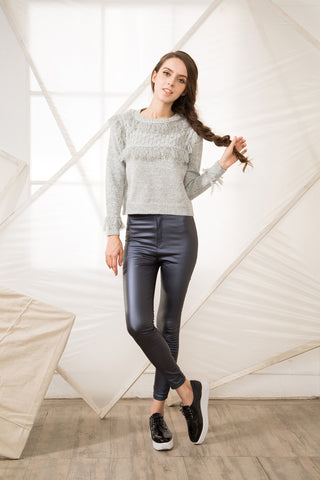 Tassel Cable Jumper