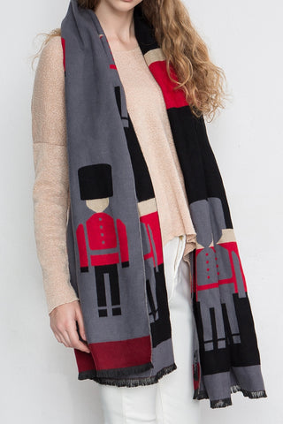 Welsh Guards Scarf