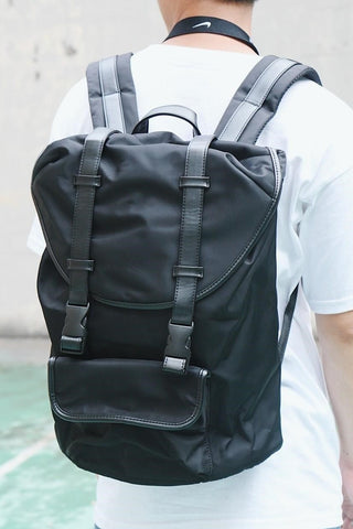 Shalex Nylon Backpack
