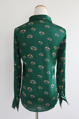 NEW VERSION Eyes Shirt - Green