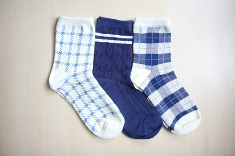 Grid Socks