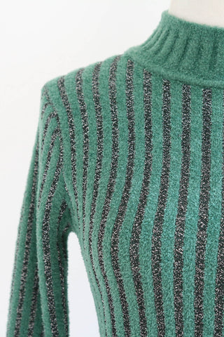Stripe Sparkle Jumper