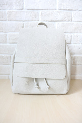 Grey Flap Over Backpack