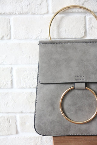 O-Rings Clutch/Shoulder Bag