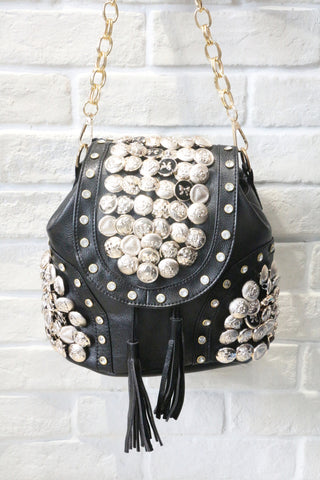 Buttons 2-Way Bag