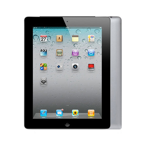 Apple iPad 2 Cellular 32GB Black