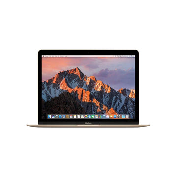 MacBook (12-inch Retina Late 2017) - Intel Core m3 1.2 GHz 8GB 256GB