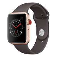 Apple Watch Series 3 - 42mm GPS + Cellular (Refurbished)