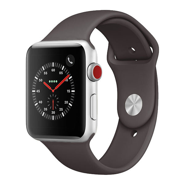 Apple Watch Series 3 Aluminium 38mm Cellular Silver  d